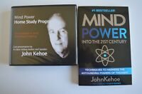 Mind Power Home Study Program - by John Kehoe - 10CDs and Book