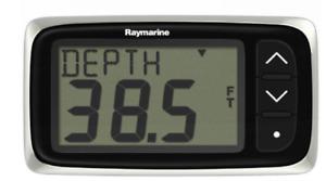 Raymarine i40 Instrument depth display