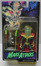 Trendmasters 1996 Mars Attacks Supreme Commander Action Figure NIP