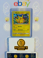 Pikachu 4/12 NM Near Mint McDonald's Promo Holofoil Rare Holo Pokemon Card
