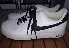 Nike Air Force 1 '07 Elite White/Black Men's Size 14 Basketball Shoes 315122-196