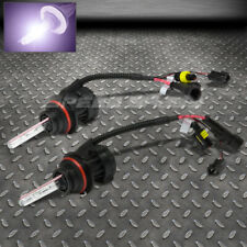 9007 DT 12000K XENON HID PURPLE HIGH+LOW BEAM HEAD LIGHT/BULBS HUMMER MAZDA