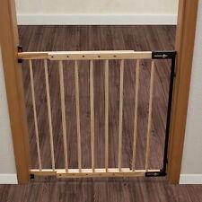 Türschutzgitter Treppenschutzgitter Absperrgitter für Kinder Baby Tiere Hunde