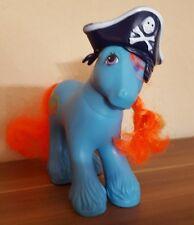 Mein kleines Pony g1big brother Abenteuer Barnacle piri mit Hut