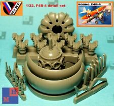 """1/32. Boeing F4B-4 detailed resin set, by """"Vector"""" VDS 32-005"""