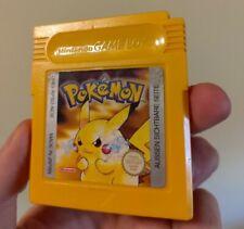 Pokémon Gelbe Edition | Nintendo Game Boy | Modul