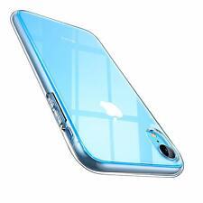 FUnda trasparente iphone XR Anti-Rasguño Anti-Golpes Bumper Case Crystal Clear