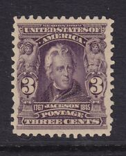 302 VF-XF original gum never hinged with nice color cv $ 130 ! see pic !