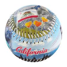 California Souvenir Baseball
