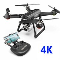 Holy Stone HS700D FPV 4K Drone HD Camera Brushless RC Quadcopter GPS WiFi Drones