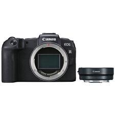 Cámara digital Canon EOS RP 26.2 Mega píxeles d sin espejo + Canon Mount Adaptador EF-EOS R