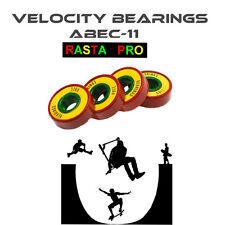 2  Abec11 wheel bearings stunt scooter Skateboard Quad inline roller skate 7 9