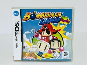 BOMBERMAN LAND TOUCH - NINTENDO DS **VERY GOOD CONDITION**