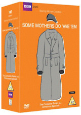 SOME MOTHERS DO HAVE 'EM 1-3 (1973-1978) COMPLETE Series+Specials Rg2 DVD not US
