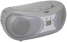 Bush CD-78-BTFM Bluetooth Boombox 2W RMS - Silver