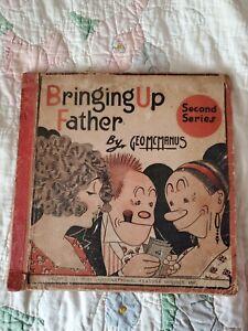 BRINGING UP FATHER 2ND SERIES GEO MCMANUS 1919 CUPPLES Pub.  Comics