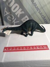 Vintage Apatosaurus Dinosaur 1997 Retired Schleich Heavy 16in. REPLICASAURUS NEW