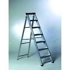 YOUNGMAN BUILDERS STEPS 8 WIDE TREAD SLIP RESISTANT ALUMINIUM 308996 CLASS 1