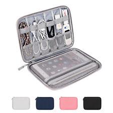 Storage Case Pouch Digital Accessories Usb Cable Earphone Gadget Organizer Bag