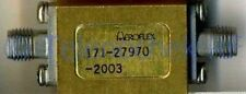 Rf If Uhf Microwave Bandpass Filter 146 208 Mhz Data