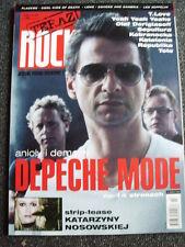 Teraz Rock- Poland Magazin- Depeche Mode-Front + 14 Seiten