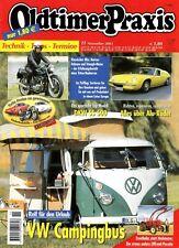 OP0311 + NORTON/TRIUMPH Triton + DKW SS 500 + Oldtimer Praxis 11/2003