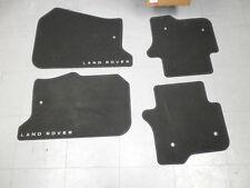 Land Rover Discovery 3 & Discovery 4  Carpet Mat Set Ebony Black - VPLAS0191PVJ