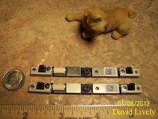 Lot 2 Dell FX739 Studio 1745 1747 Webcam Camera Boards CN-0FX739
