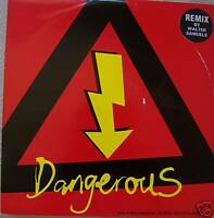 "DANGEROUS - Diamonds & Dollars ~ 12"" Single PS"