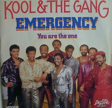 "7"" KOOL & THE GANG : Emergency / FRENCH PRESS MINT-"