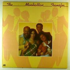 """12"""" LP - The Manhattan Transfer - Coming Out - D665 - cleaned"""