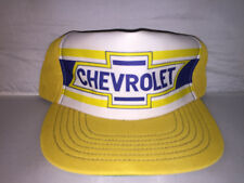 Vtg Chevy Snapback hat cap rare 70s 80s MADE IN USA truck c10 camaro chevelle