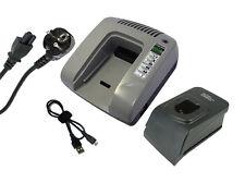 PowerSmart caricabatteria per Panasonic EY6931NQKW EY6932GQKW EY6950, Grigio