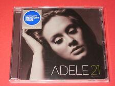 Adele / Adele 21 (XL Recordings-XLCD 520) - CD