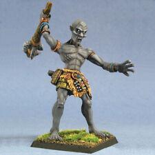 Reaper Dark Heaven Legends 03270 Stone Giant Warrior Monster Fighter Mace AD&D