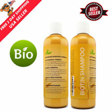 All Natural Biotin Shampoo For Hair Growth & Hair Loss - Men & Women Vitamin B5