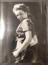 MARILYN MONROE - NORMA JEAN - Beautiful Original B&W Candid Photo  -- RARE !!