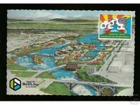 Expo 74 Spokane World's Fair USA #1527 Peter Max Design Stamp First day Lot 620