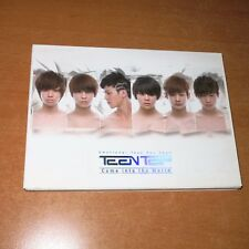 TEEN TOP - COME INTO THE WORLD - CD 5 TRACKS KPOP KOREA PRESSING