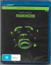 FRANKENSTEIN Boris Karloff Monsters Collection BLU-RAY NEW Region B Australia