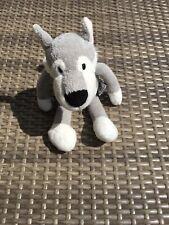 Chelsea Teddy Bear Co Husky Dog Plush Gray White & Black Soft Toy 12�