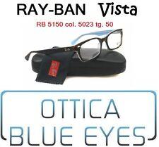 Occhiali Vista RAYBAN RB RX 5150 col 5023 Ray Ban Optical Brillen Eyewear NEW