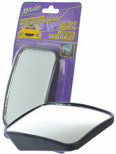 """Majic Wedge Convex Wide Angle Rear View Car /Truck Blind Spot Mirror, 3.75""""x2.5"""""""