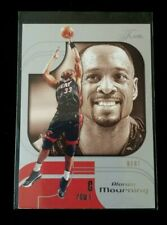 2002-03 Flair Row 1 Legacy Collection (90/150) ALONZO MOURNING RARE HTF