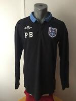 ENGLAND 2011/13 Away Soccer Jersey Football Shirt Trikot Maillot Camiseta