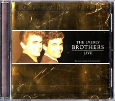 The Everly Brothers -Forever Gold -Live CD -2007 -RARE (New Stereo Recordings)