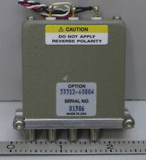 Agilent/HP 33312-60004 Coaxial Switch