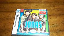 Jonas  (Nintendo DS, 2009) BRAND NEW FACTORY SEALED FREE USA SHIPPING GILRS FUN