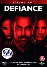 Defiance Season 2 Series Two Second Region 4 DVD