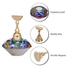 Colorful Magnetic Crystal Base Holder Nail Art Display Stand Nail Art Accessory